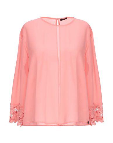 Фото - Женскую блузку  цвет абрикосовый
