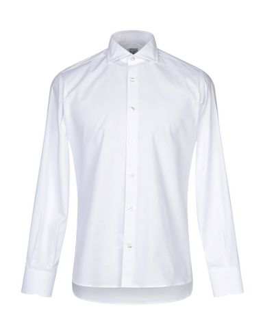 Купить Pубашка от DOMENICO TAGLIENTE белого цвета