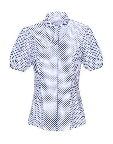 Купить Pубашка от GUGLIELMINOTTI синего цвета