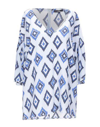 Фото - Женскую блузку STEFFEN SCHRAUT сиреневого цвета