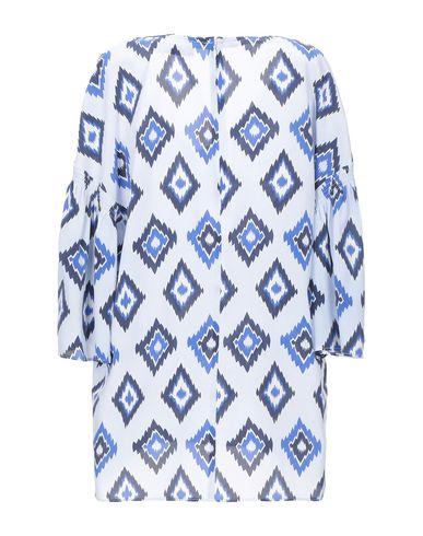 Фото 2 - Женскую блузку STEFFEN SCHRAUT сиреневого цвета