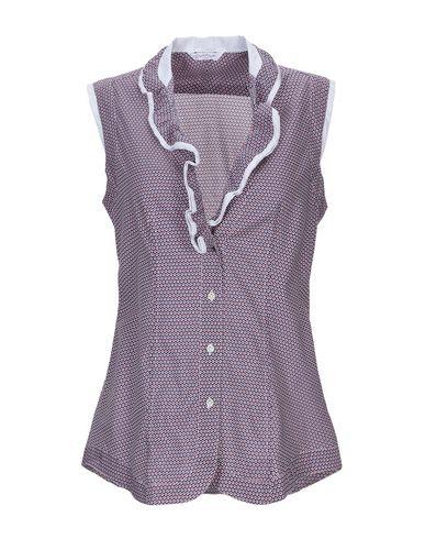 Купить Pубашка от GUGLIELMINOTTI темно-синего цвета