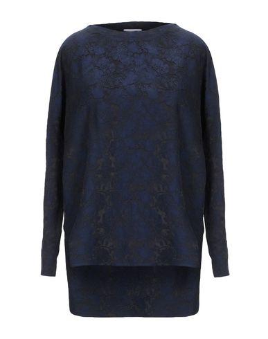 Купить Женскую блузку ALBERTO BIANI темно-синего цвета