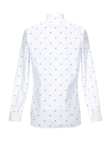 Фото 2 - Pубашка белого цвета