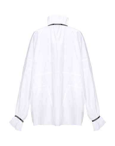 Фото 2 - Pубашка от VETEMENTS белого цвета