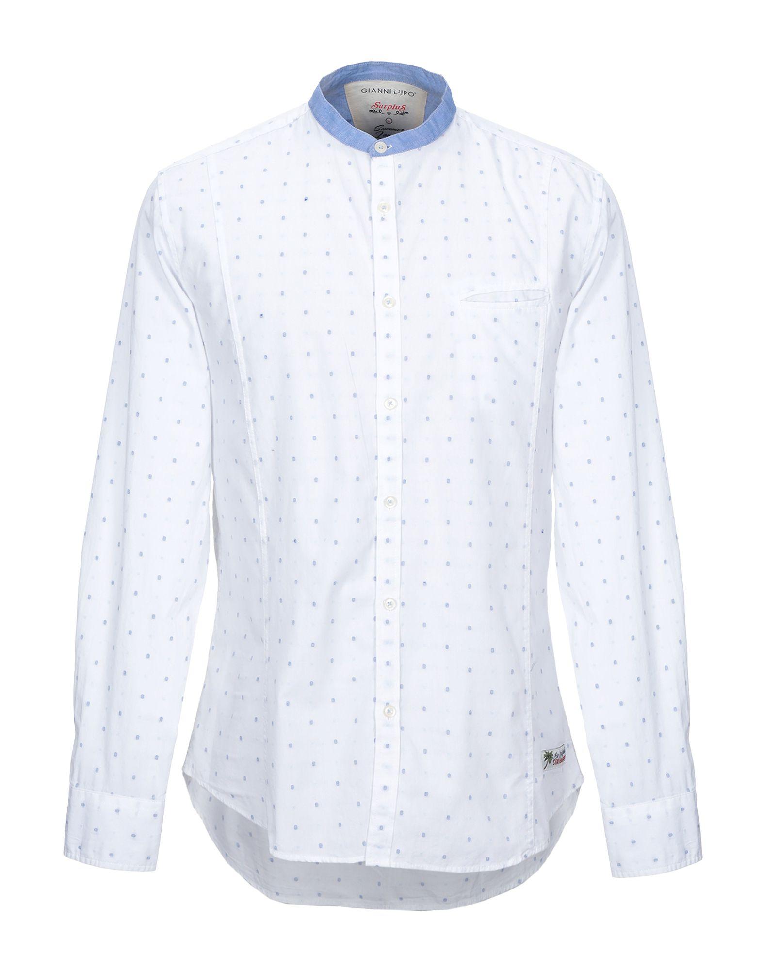 f71e3c11fb цены GIANNI LUPO Pубашка