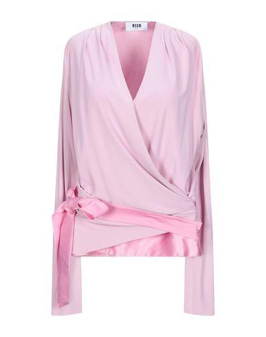 Фото - Pубашка от MSGM розового цвета