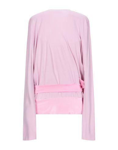 Фото 2 - Pубашка от MSGM розового цвета
