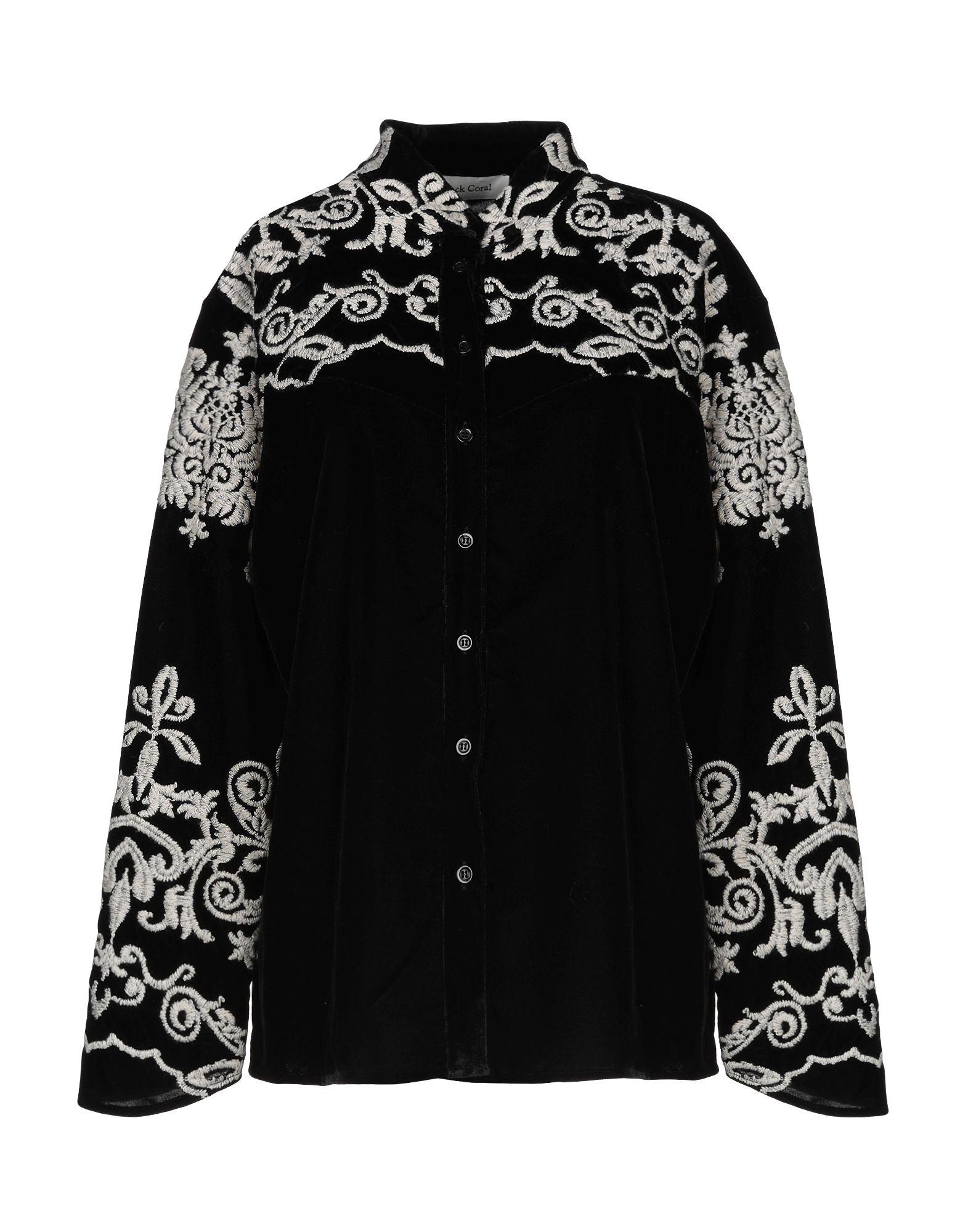 BLACK CORAL Pубашка