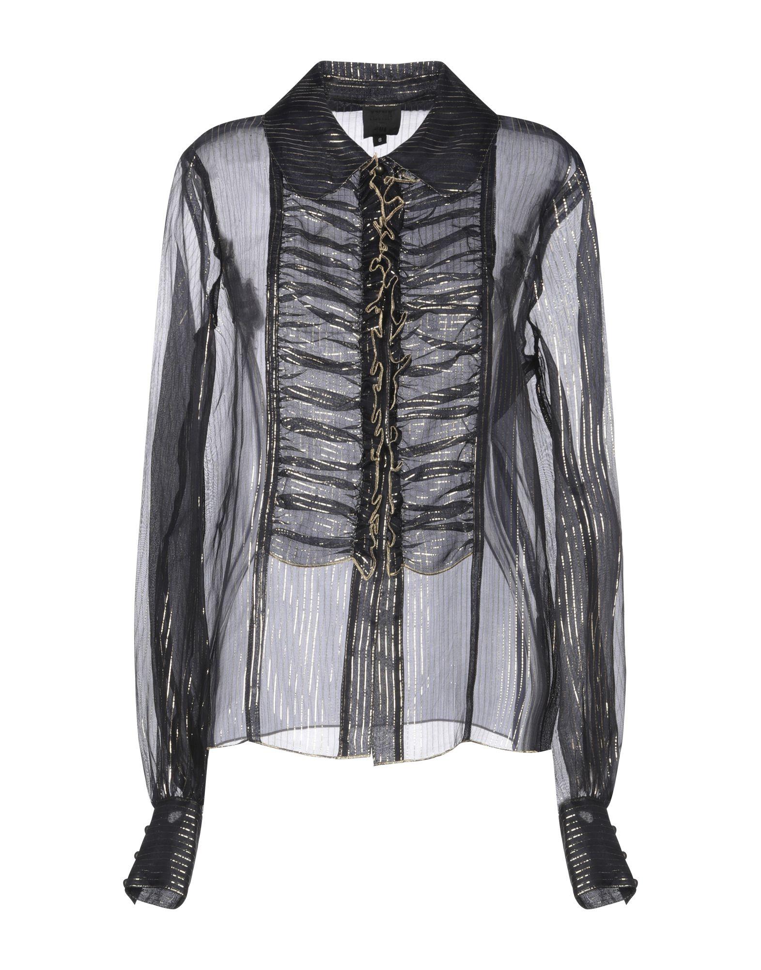 ANNA SUI Pубашка цены онлайн