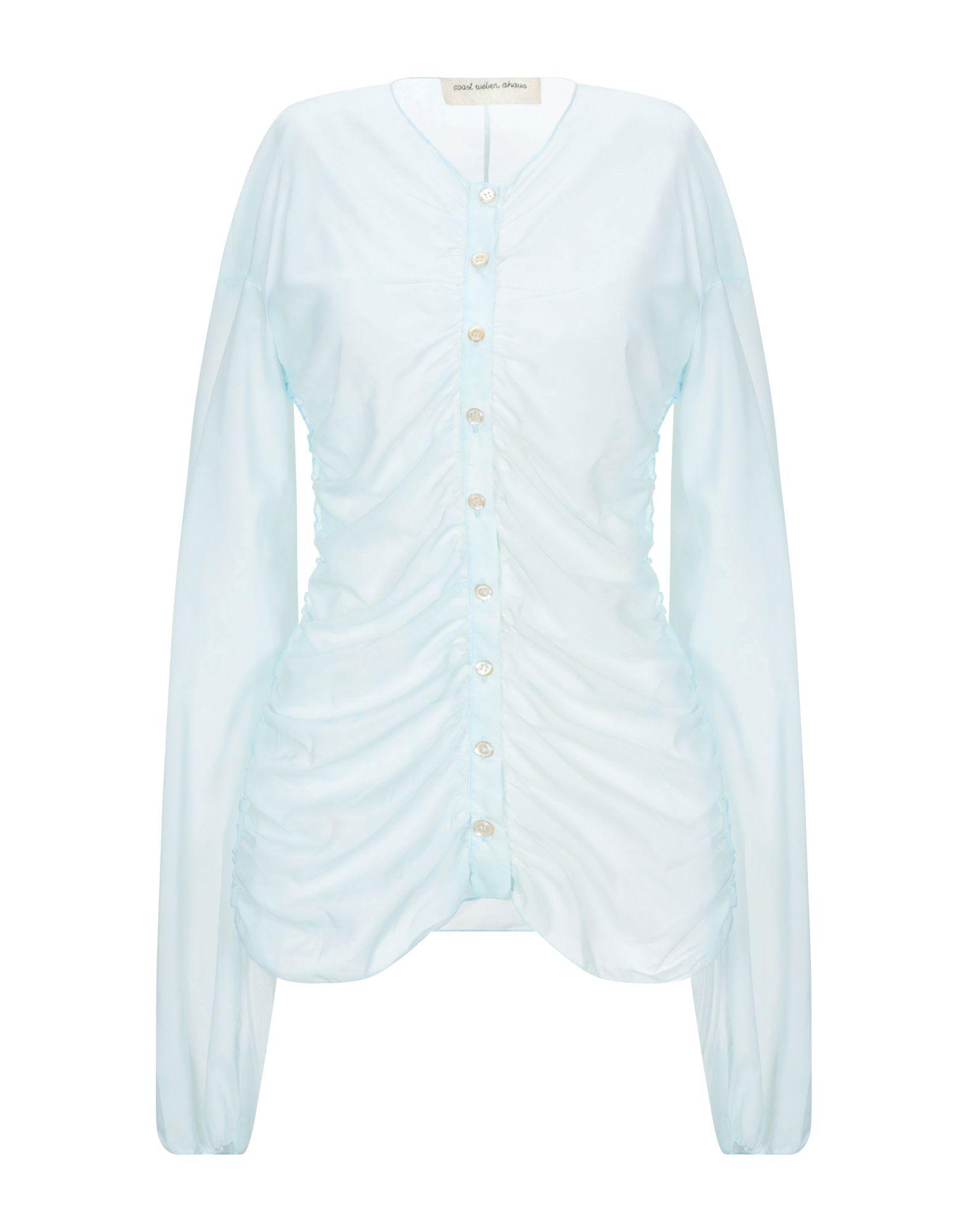 COAST WEBER & AHAUS Pубашка цена
