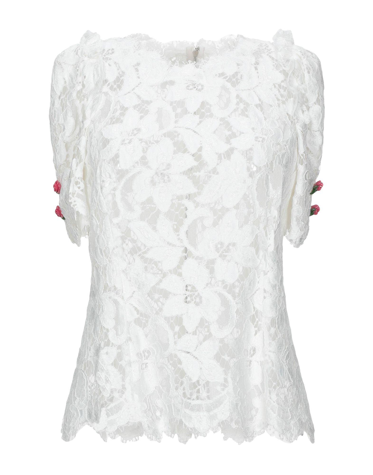 Фото - DOLCE & GABBANA Блузка блузка dolce