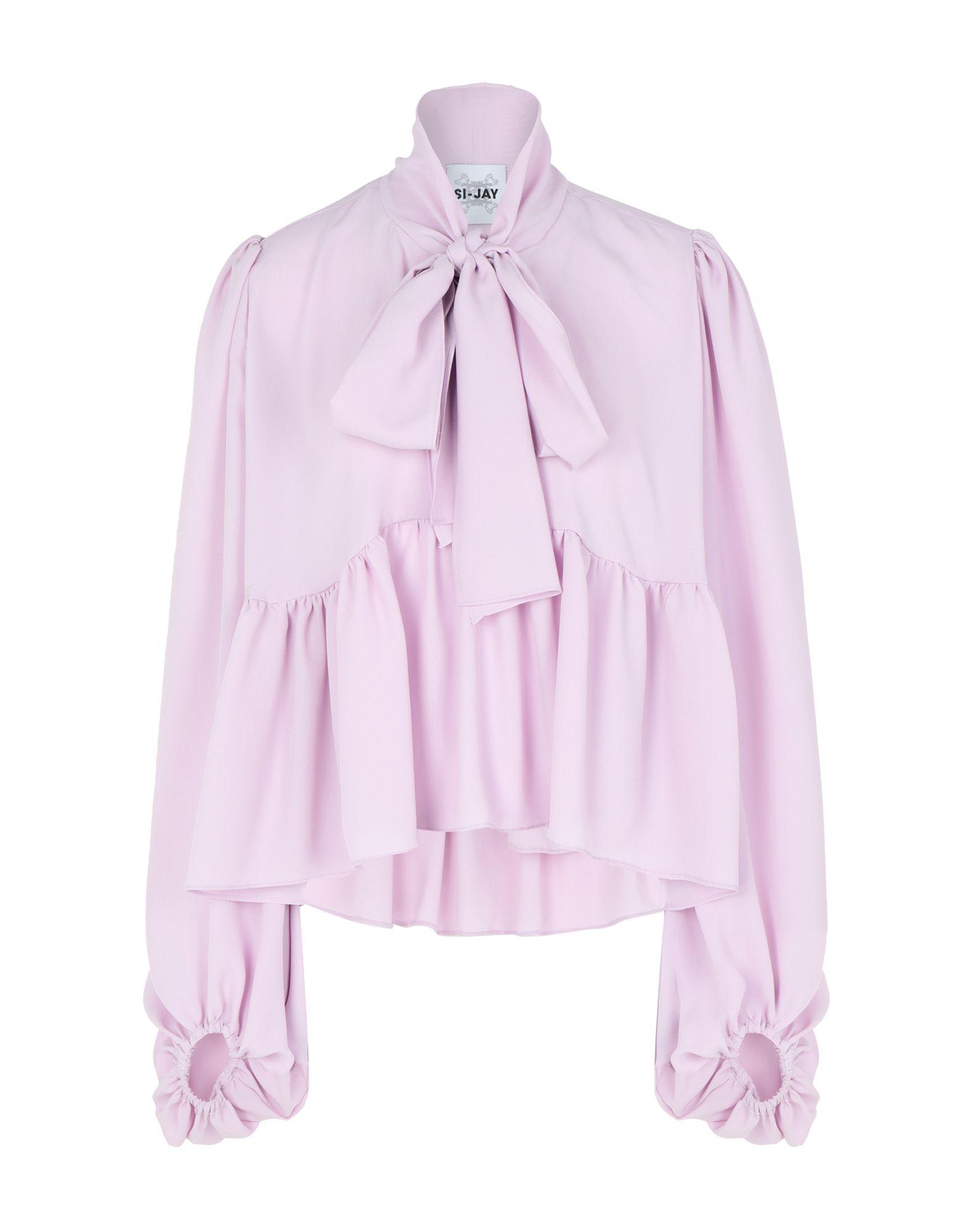 SI-JAY Блузка si jay легкое пальто