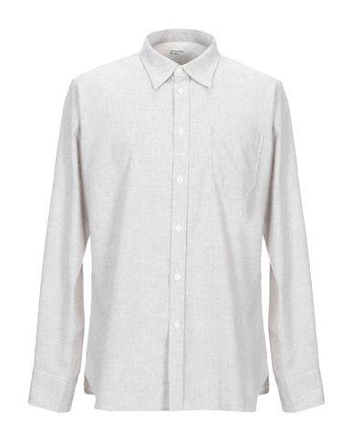 Купить Pубашка светло-серого цвета