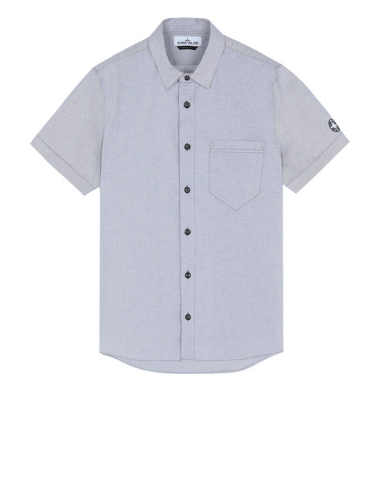 STONE ISLAND Short sleeve shirt