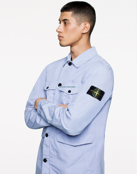 38833612mq - OVER SHIRTS STONE ISLAND