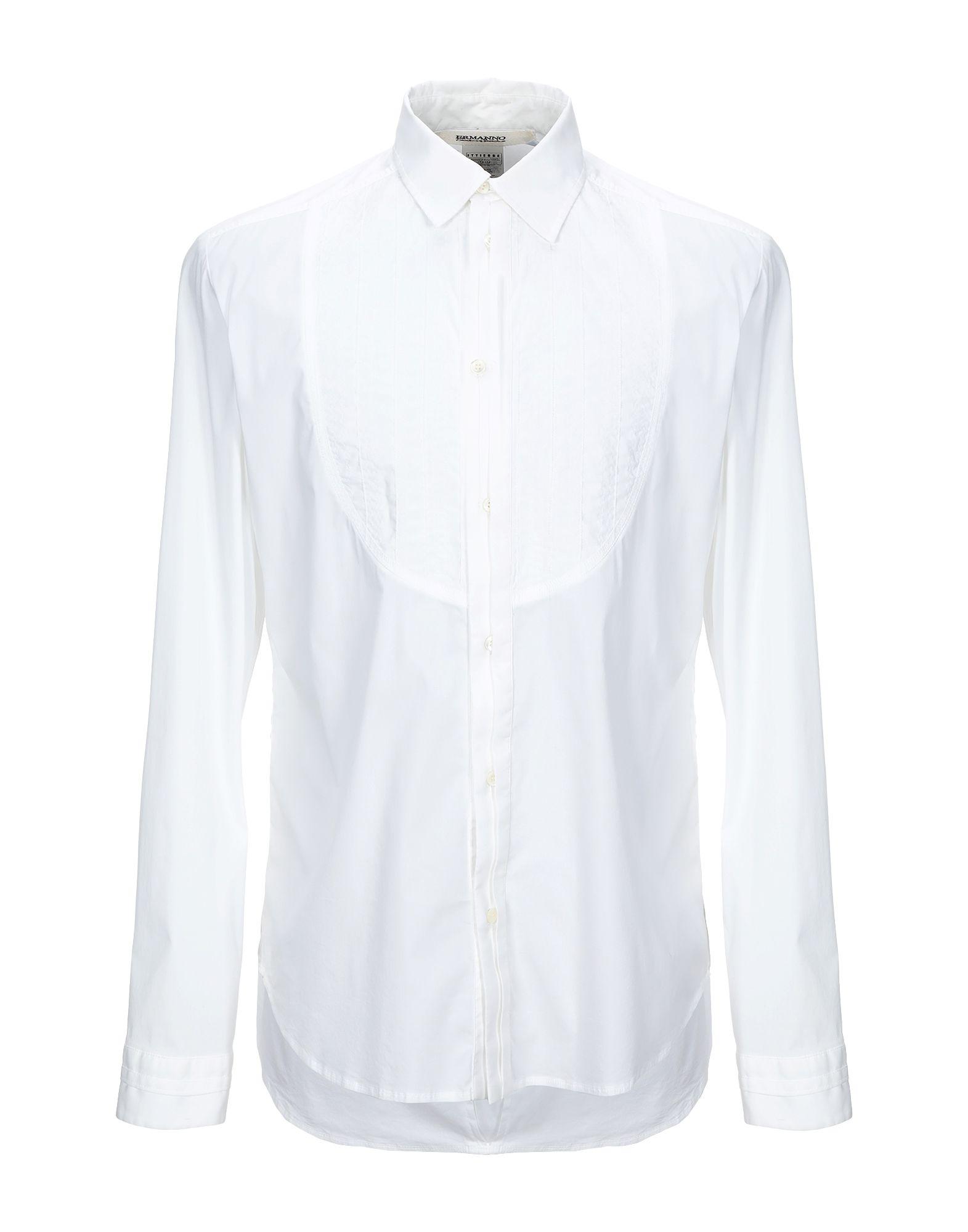 все цены на ERMANNO DI ERMANNO SCERVINO Pубашка онлайн