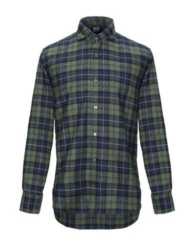 Купить Pубашка от DANOLIS зеленого цвета