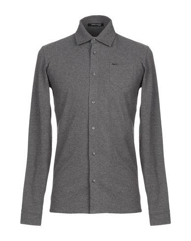 Купить Pубашка серого цвета