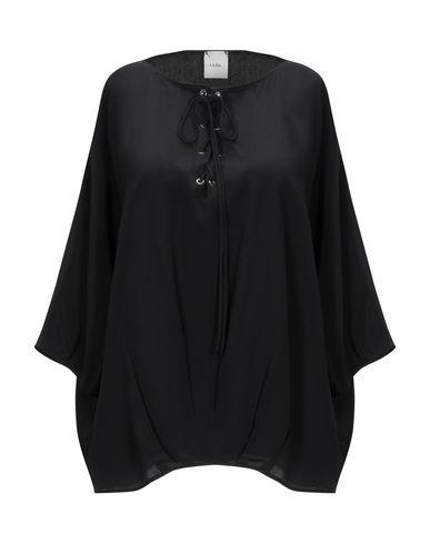 Фото - Женскую блузку ...À_LA_FOIS... черного цвета