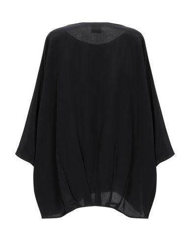 Фото 2 - Женскую блузку ...À_LA_FOIS... черного цвета