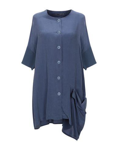 Фото - Pубашка от CREA CONCEPT грифельно-синего цвета
