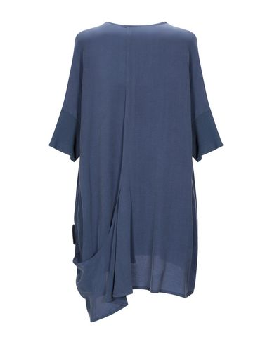 Фото 2 - Pубашка от CREA CONCEPT грифельно-синего цвета
