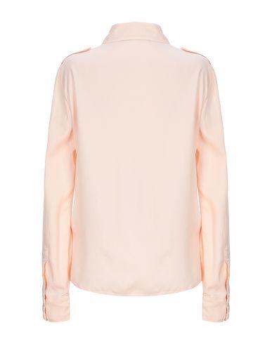 Фото 2 - Pубашка светло-розового цвета