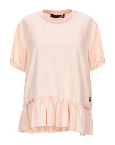 Фото - Женскую блузку  светло-розового цвета