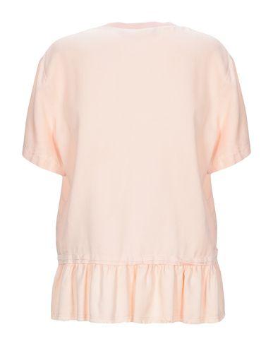 Фото 2 - Женскую блузку  светло-розового цвета