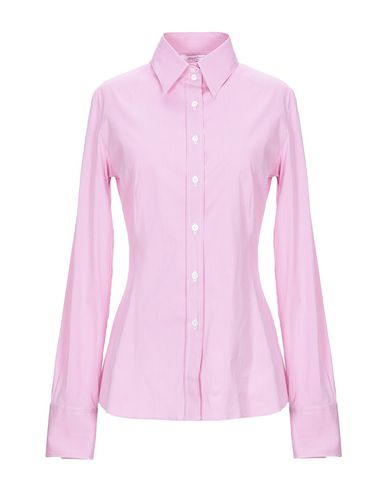 Фото - Pубашка от GUGLIELMINOTTI розового цвета