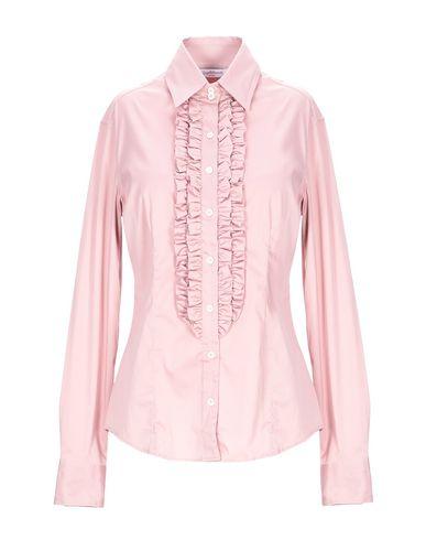 Купить Pубашка от GUGLIELMINOTTI пастельно-розового цвета
