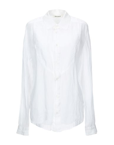 Фото - Pубашка от ERMANNO DI ERMANNO SCERVINO белого цвета