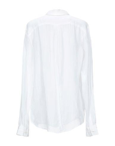 Фото 2 - Pубашка от ERMANNO DI ERMANNO SCERVINO белого цвета