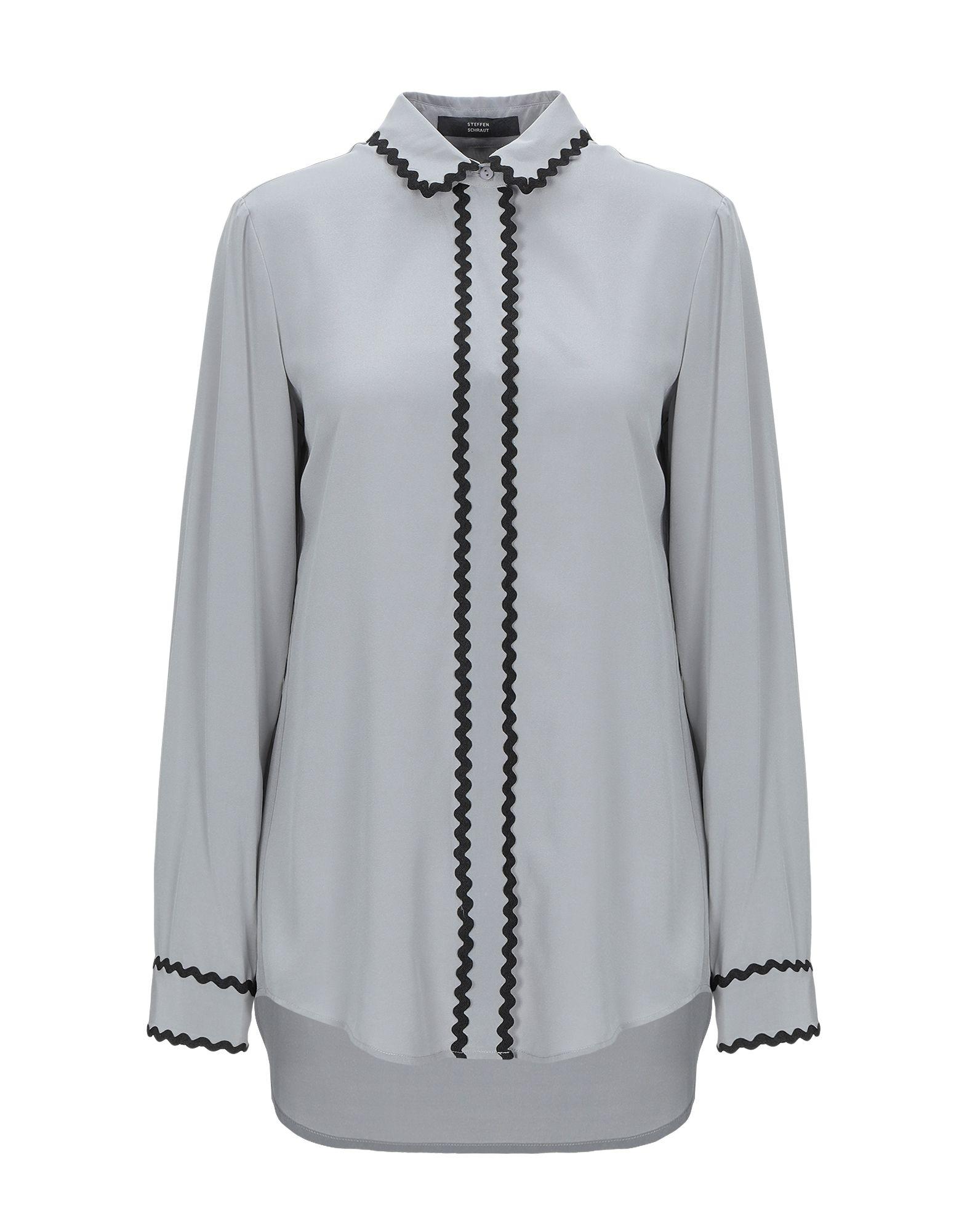 STEFFEN SCHRAUT Pубашка steffen schraut короткое платье
