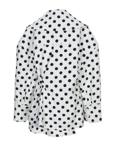 Фото 2 - Легкое пальто от JACQUEMUS белого цвета