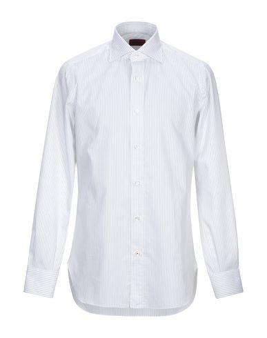 Фото - Pубашка от ISAIA белого цвета
