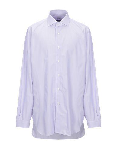 Купить Pубашка розовато-лилового цвета