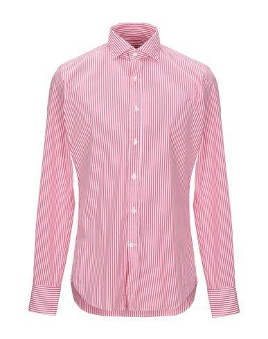 Купить Pубашка цвет пурпурный
