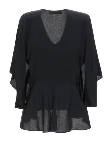 Фото 2 - Женскую блузку TWINSET черного цвета