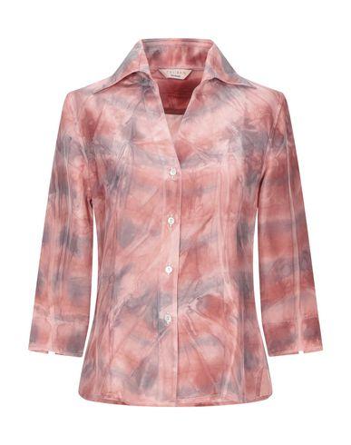 Фото - Pубашка пастельно-розового цвета