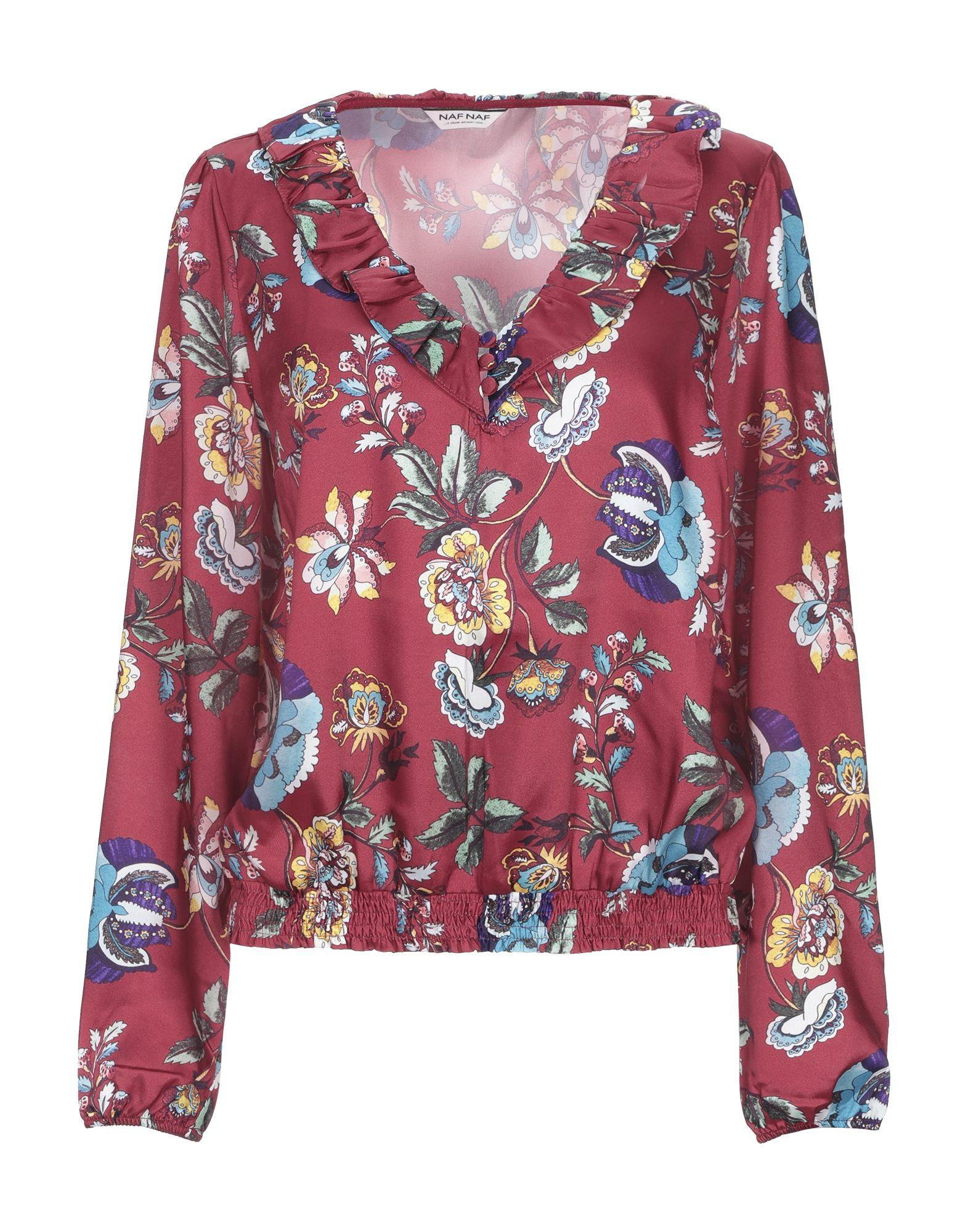 NAF NAF Блузка цена и фото