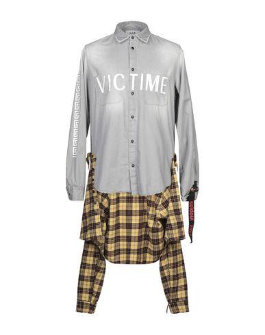 Купить Pубашка от SOLD OUT серого цвета