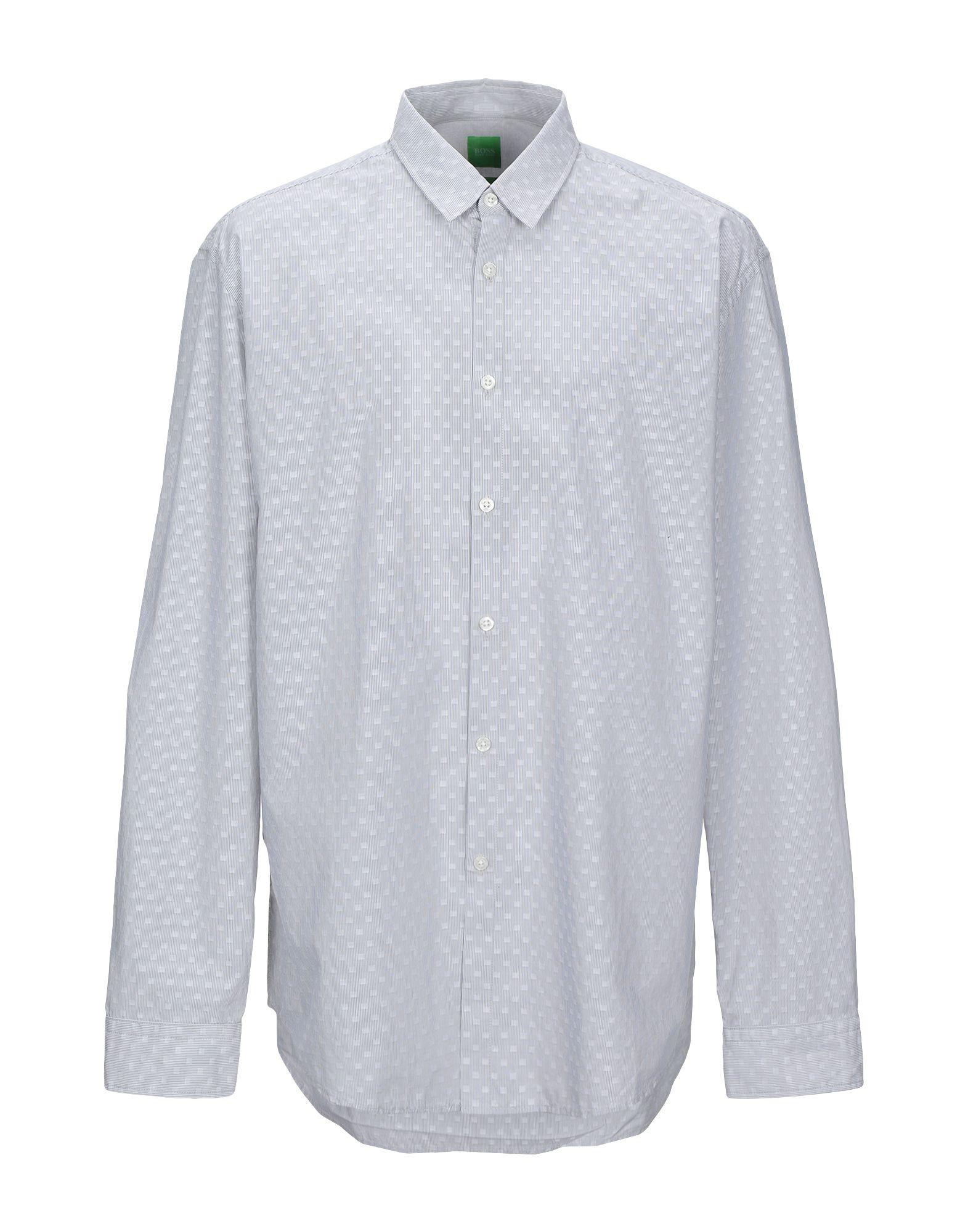 BOSS GREEN Pубашка недорго, оригинальная цена