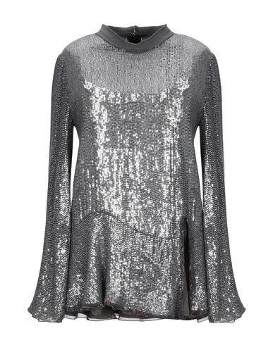 Фото - Женскую блузку CHLOÉ свинцово-серого цвета