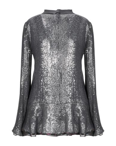 Фото 2 - Женскую блузку CHLOÉ свинцово-серого цвета