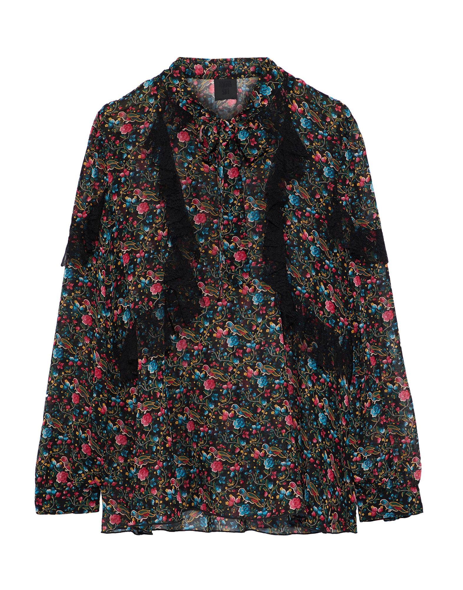 ANNA SUI Блузка цена 2017