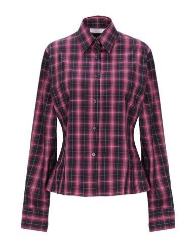Купить Pубашка от GUGLIELMINOTTI цвета фуксия