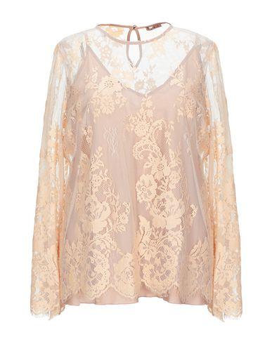 Купить Женскую блузку  цвет песочный