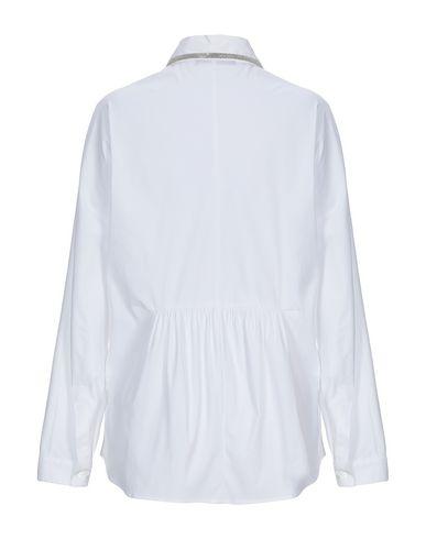 Фото 2 - Pубашка от FABIANA FILIPPI белого цвета